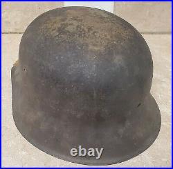WW2 M42 German Helmet