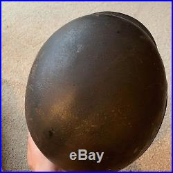 WW2 M42 German Helmet Original condition Found in Normandy
