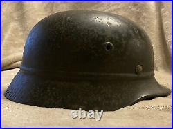 WW2 Original German Helmet