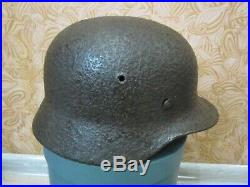 WW2 Original German Helmet Great Patriotic War Entourage helmet Stigma