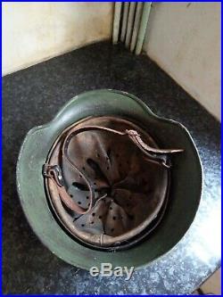 WW2 Original German Helmet M40