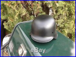 WW2 Original German helmet M40. ET64