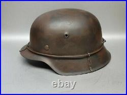 WW2 WWII German Helmet M42 Size 68