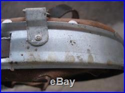 WW2 WWII German Wehrmacht helmet liner with chin strap
