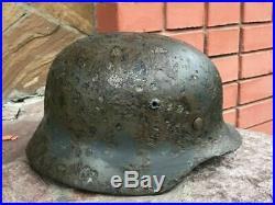 WW2 Waffen SS German helmet, original