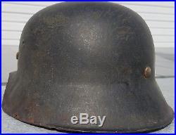 WW2 elite German helmet elite german combat helmet EF66