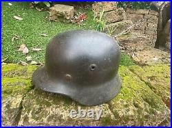 WW2 german helmet Special stahlhel elmetto tedesco WK2