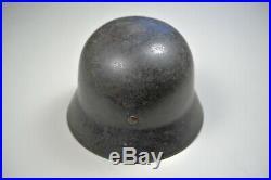 WWII GERMAN MODEL 1940 STEEL HELMET withLINER NAMED
