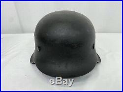 WWII German Army Combat Helmet