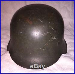 WWII German Helmet