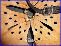 WWII German Helmet Complete-Fresh Estate buy! Un-touched Original Big Size 66