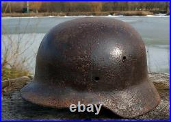 WWII German Helmet M35