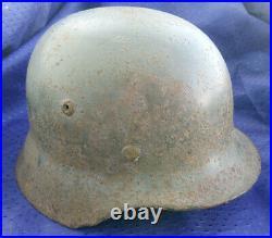 WWII German Helmet M35/60