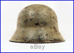 WWII German Kriegsmarine camouflage camo combat helmet US WWI Navy Uboat Officer
