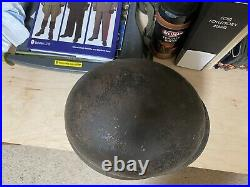 WWII German M35 Army Helmet With Liner (Re Issued)