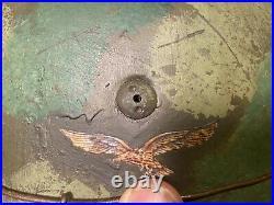 WWII German M38 Paratrooper Helmet Reproduction