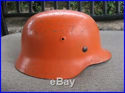 WWII German M40 Combat Helmet