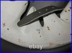 WWII German M40 steel helmet with Finnish liner size 60