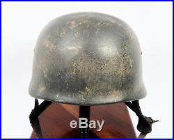 WWII German para airborne Luftwaffe paratrooper camouflage us camo combat helmet