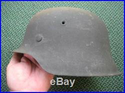 WWII M42 German Helmet