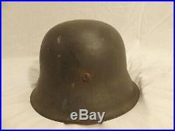 WWII Original German Helmet M42