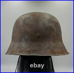 WWII Original German helmet Stahlhelm M-42