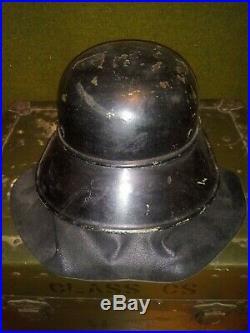 WWII WW2 German Gladiator helmet