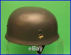 West German WWII Style GS G9 Paratrooper Fallschirmjager Jump Helmet