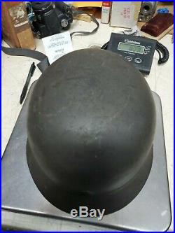 World War II German helmetrare