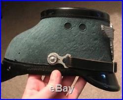 World War II WWII German Police Shako Military Hat Helmet FREE SHIPPING