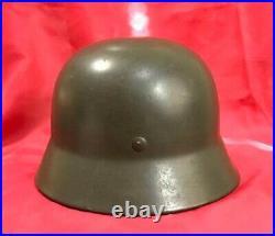 World War II real German army M35 helmet National Revolutionary Army