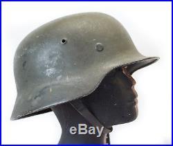 Ww 2 German M42 Helmet Original Naval