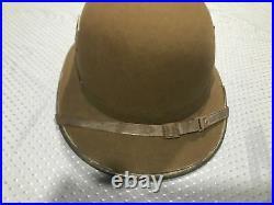 Ww2 German Afrka Korps Helmet