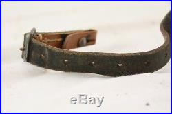 Ww2 German Helmet Chin Strap 1942 Dated