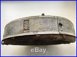 Ww2 German Helmet Liner. Complete. Zinc. Sz 62/54. Orig
