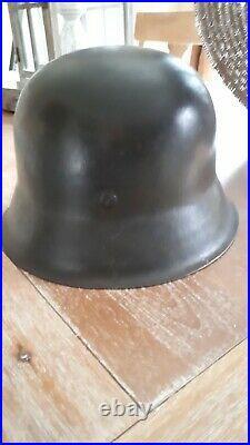 Ww2 German Helmet m42 Helmet Original 1 WEEK ONLY SZ58