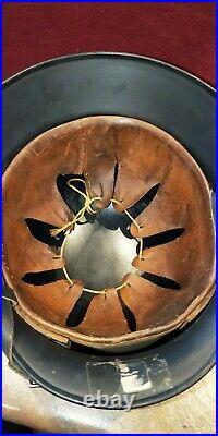 Ww2 German Luftschutz Helmet. 100% Original