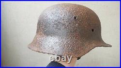 Ww2 German Luftwaffe Helmet Original Decal