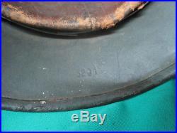 Ww2 German M35 Normandy Camo Ex Chicken Wire Helmet