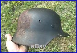 Ww2 German M42 Helmet