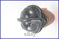 Ww2 German Nskk Crash Helmet Shell- Needs Work