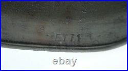 Ww2 German Paratrooper Helmet, Et71, In Good Condition, Original