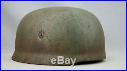 Ww2 German Scarce Big Paratrooper Helmet