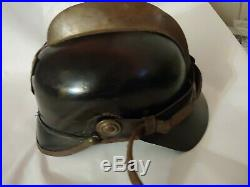 Ww2 German helmet fireman police Gestapo