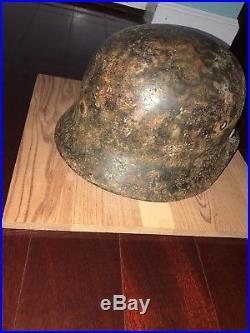 Ww2 Original German Helmet Relic