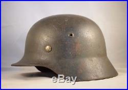 Ww2 german m35 helmet heer original wwii