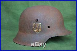 Ww2 german m42 ss helmet