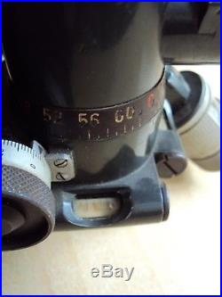 Ww2 mg34 mg 42 Rare German Optics MGZ34 waffenamt helmet Optics Wehrmacht