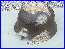 Wwii German Helmet Stalingrad 1943