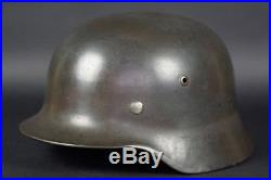 Wwii German M35 Helmet, 1938 Luftwaffe, Et68